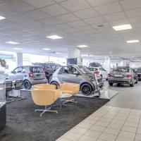 G.G.E. Mercedes-Benz & smart Viry-Chatillon - VIRY CHATILLON