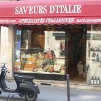 Saveurs d'Italie - PARIS