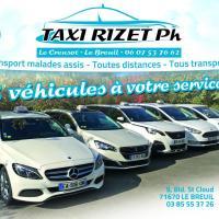 Taxi Rizet Ph - LE BREUIL