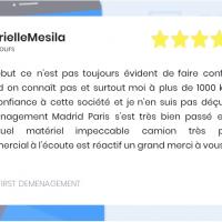 1st Déménagement - PARIS