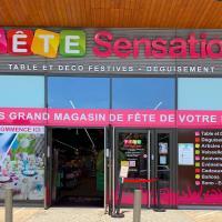 FÊTE SENSATION FRESNES - FRESNES