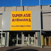 SUPER ASIE TIEN HUNG - STRASBOURG