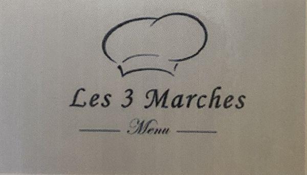 Logo Les Trois Marches