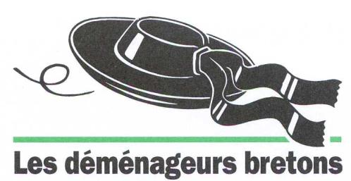 Logo Les Déménageurs Bretons