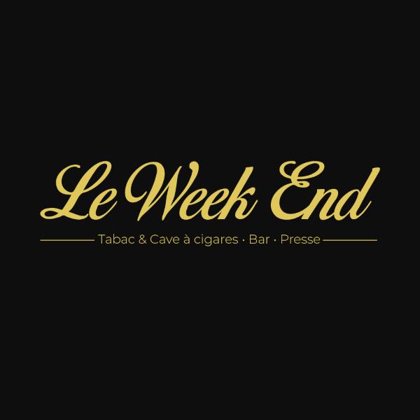 Logo Le Week End - Bar Tabac Cigares Presse