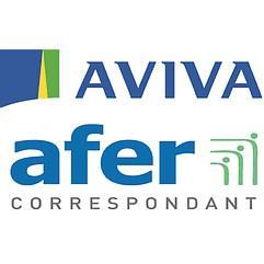 Logo AFER Guennec Christophe Agent Général