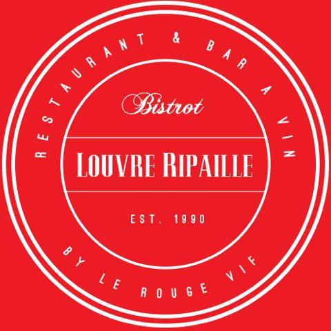 Logo Le Louvre Ripaille