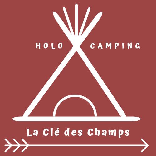 Logo Camping La Clef des champs