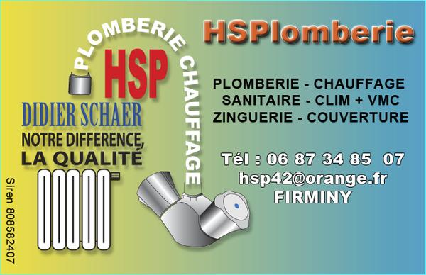 Logo H S P Schaer
