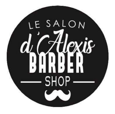 Logo Le Salon D'Alexis Barbershop