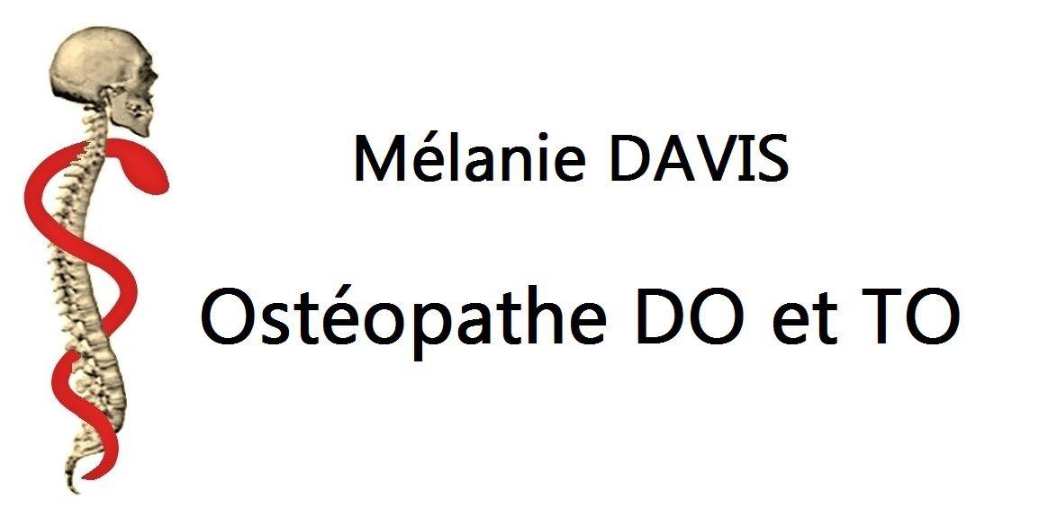 Logo Mélanie Davis