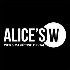 Logo Alice'sWorld