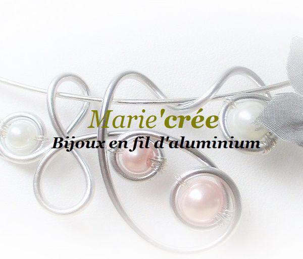 Logo Marie'crée