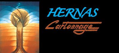 Logo Hernas Cartonnage SAS