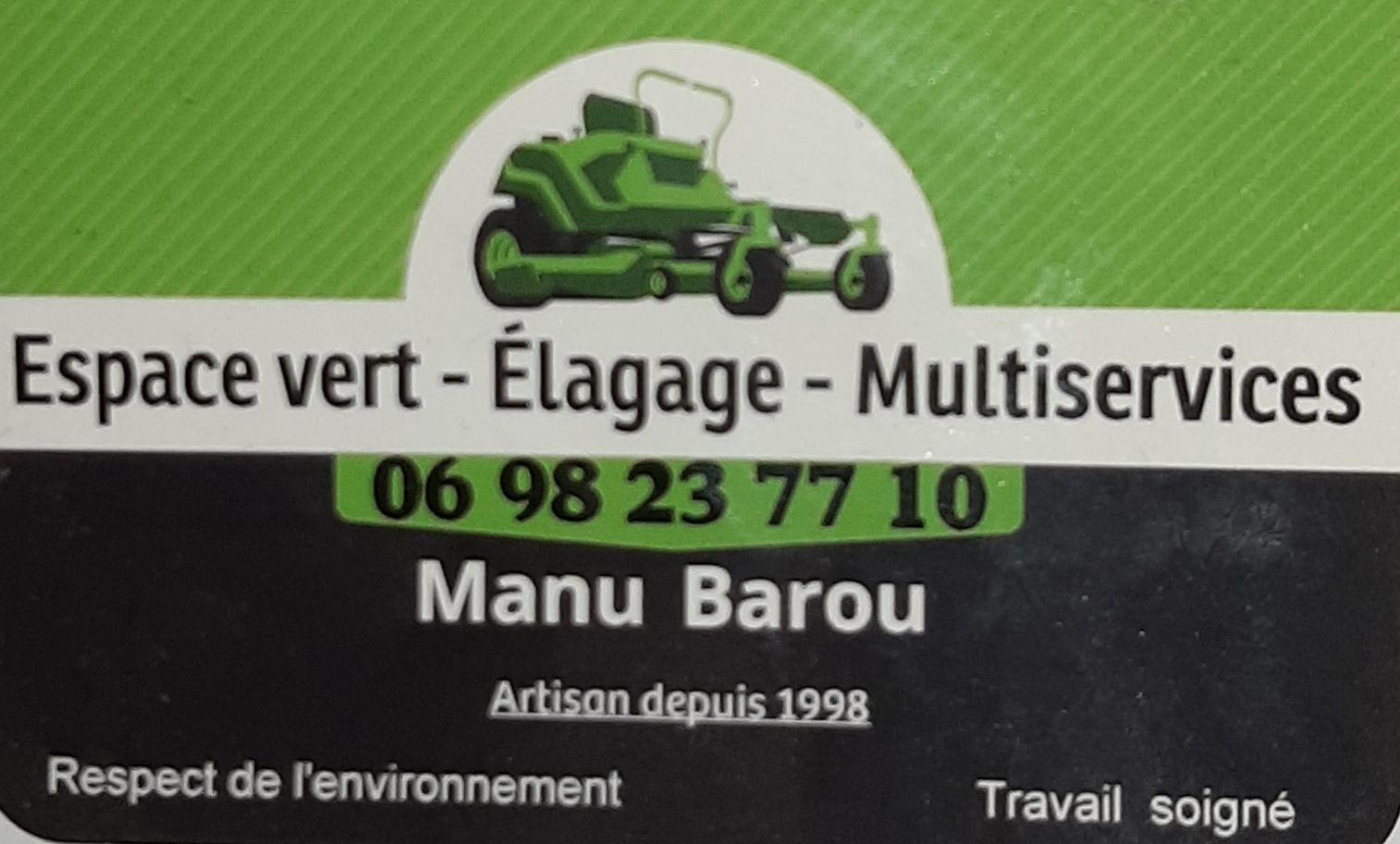 Logo Manu Barou