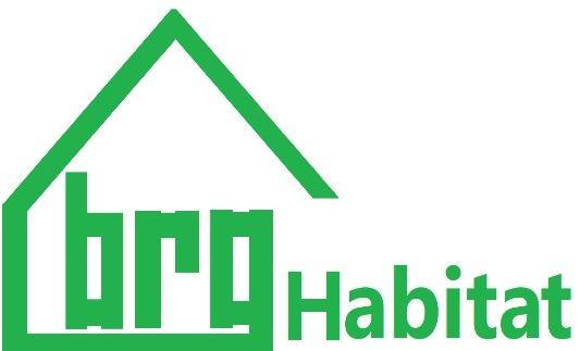 Logo BRG habitat