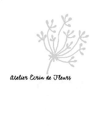 Logo Atelier Ecrin De Fleurs