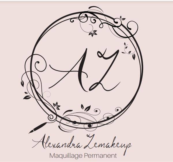 Logo Alexandra Zemakeup