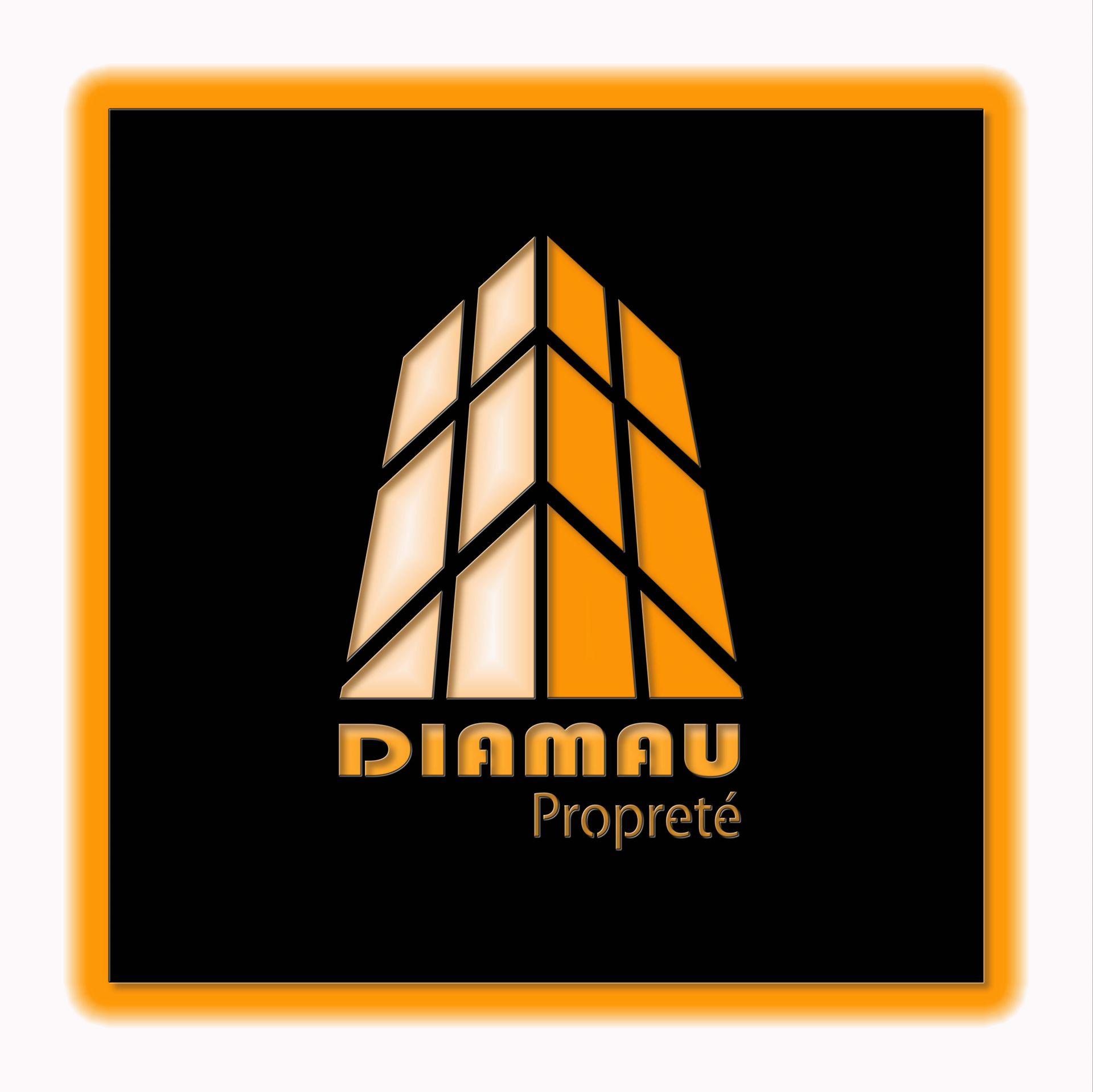 Logo Diamau Propreté