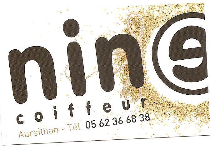 Logo Nine Coiffeur