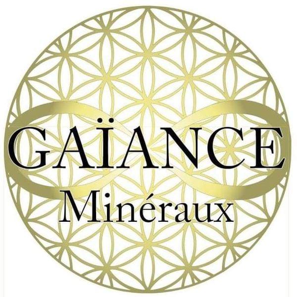 Logo Gaiance Mineraux