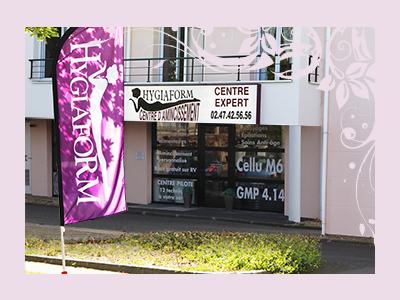 Logo Hygiaform Centre Expert