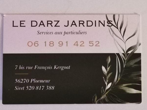 Logo Le Darz Jardins