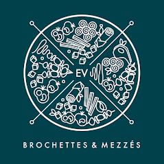 Logo EV Brochettes & Mezzés