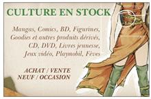 Logo Culture En Stock
