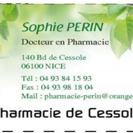 Logo PHARMACIE PERIN