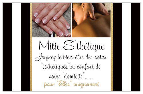 Logo Milie S'thétique
