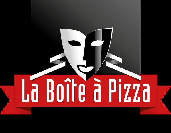 Logo La Boîte A Pizza