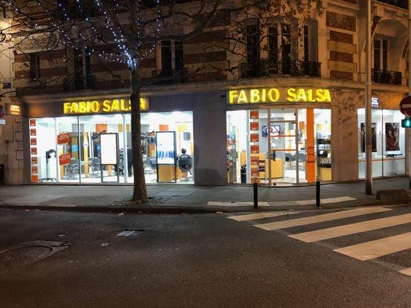 Logo Fabio Salsa