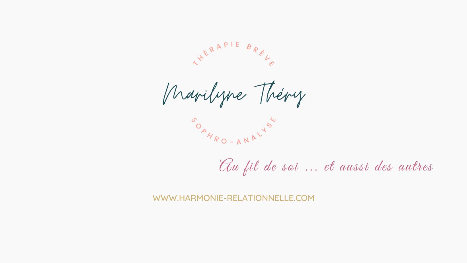 Logo Marilyne Thery