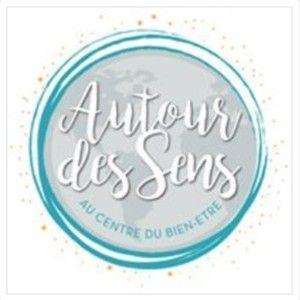 Logo Autour Des Sens