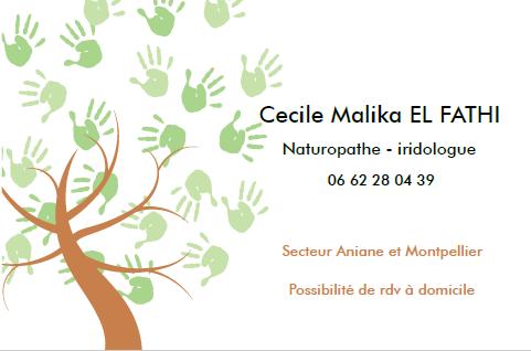 Logo Cecile Malika Naturopathe