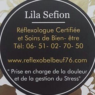 Logo Lila Sefion
