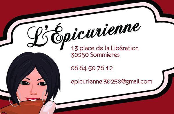 Logo L'épicurienne