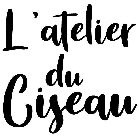 Logo L'atelier Du Ciseau