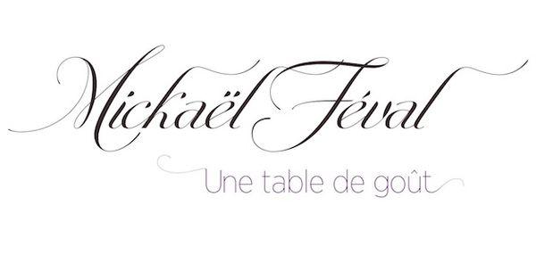 Logo Restaurant Mickaël Feval