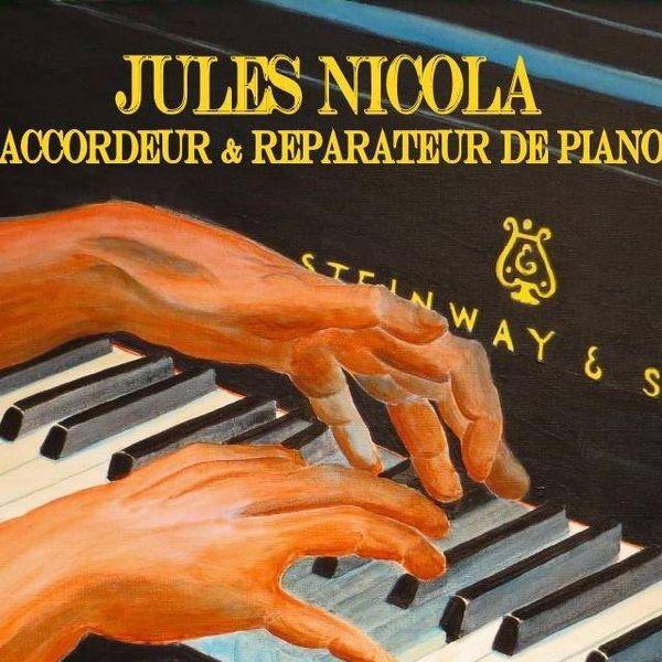Logo Nicola Jules
