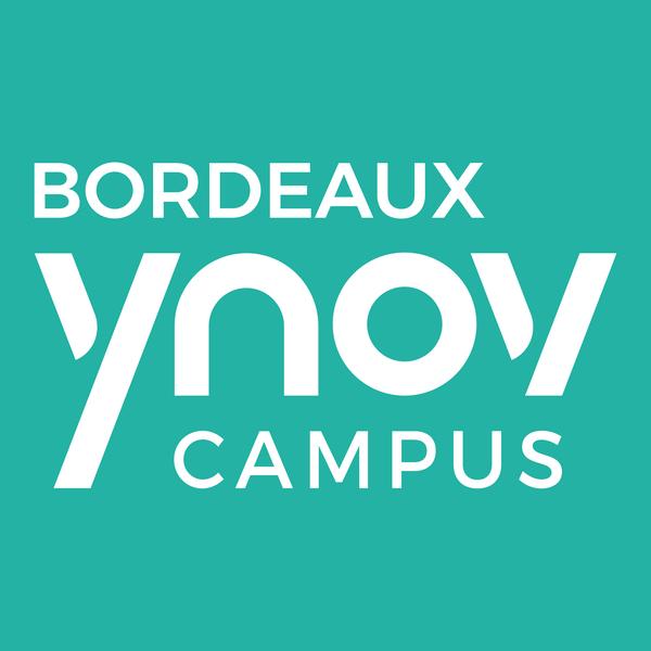 Logo Bordeaux Ynov Campus