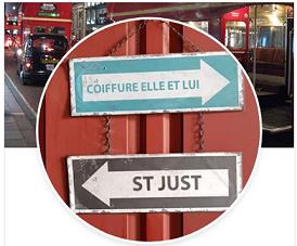 Logo Coiffure Elle Et Lui St Just