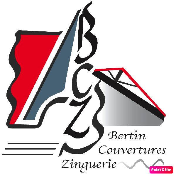 Logo Bertin Couvertures Zinguerie
