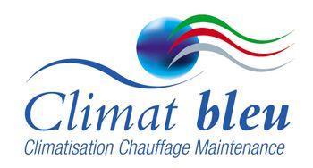 Logo Climat Bleu SARL