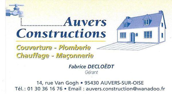 Logo Auvers Construction Decloed