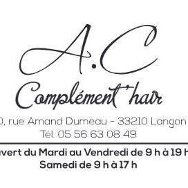 Logo A.C Complèment'Hair