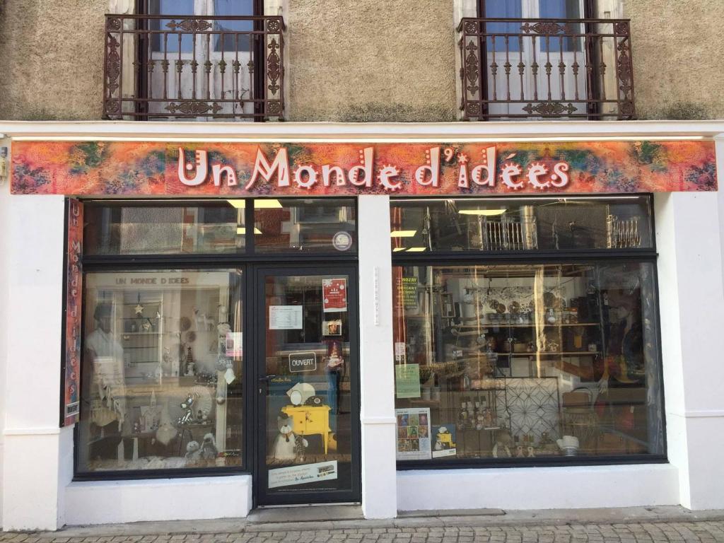 Logo Un Monde D'Idées
