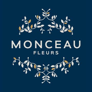 Logo Monceau Fleurs Fontainebleau