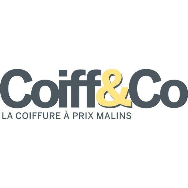 Logo Coiff & Co Koutsizo Franchisé Indépendant